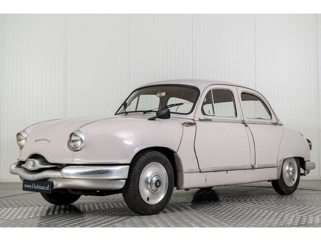 1959 Panhard Dyna Z Z16 For Sale (picture 1 of 6)