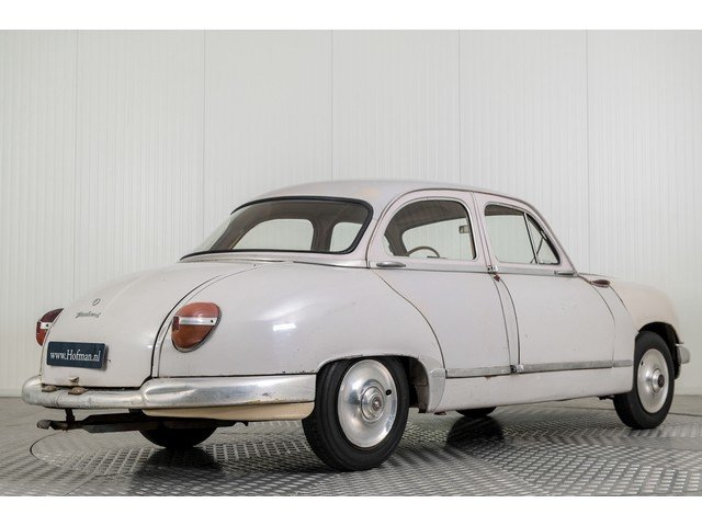 1959 Panhard Dyna Z Z16 For Sale (picture 2 of 6)