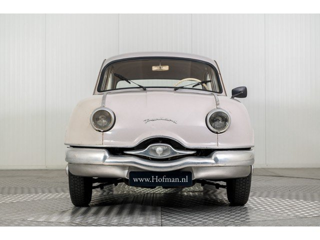 1959 Panhard Dyna Z Z16 For Sale (picture 3 of 6)