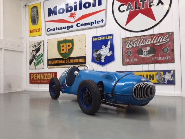 1950 AGS monomill racer  For Sale (picture 2 of 6)