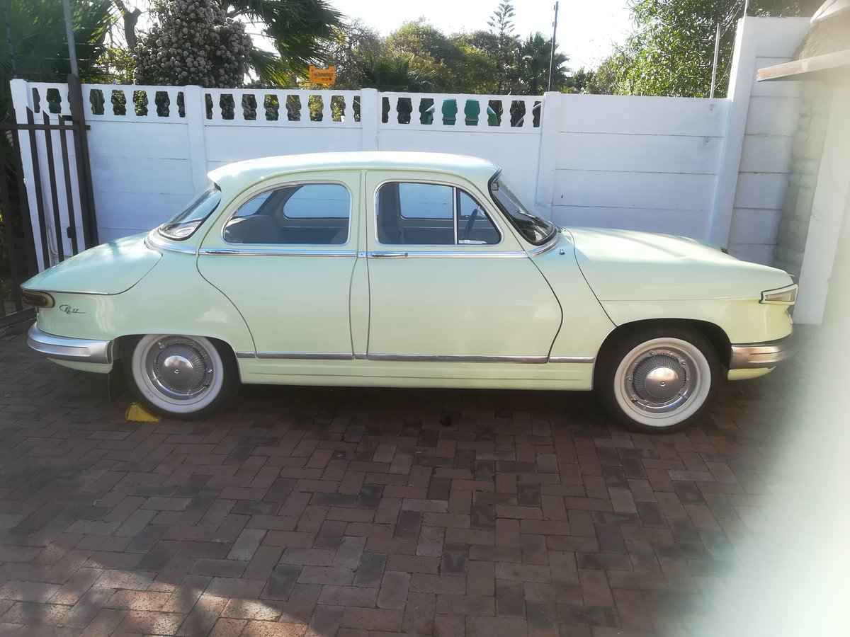 1963 Panhard PL17 For Sale (picture 1 of 6)