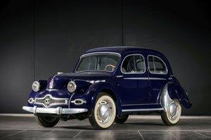 1952  Panhard Dyna X 86 berline - No reserve