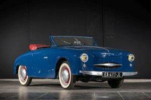 1954 Panhard Junior X87 Cabriolet - No reserve