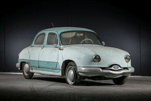 1958  Panhard Dyna Z12 grand standing - No reserve