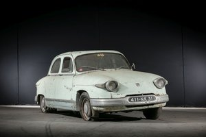 Circa 1964 Panhard PL17 B L6 - No reserve For Sale by Auction