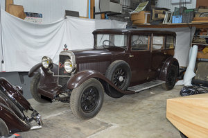 Picture of 1928 PANHARD X57 LIMOUSINE For Sale by Auction