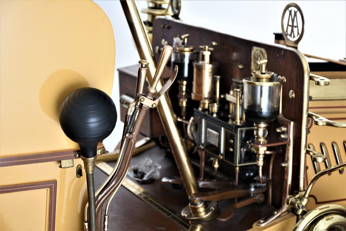 c.1902 Panhard & Levassor 16/20hp Rear Entrance Tonneau For Sale (picture 6 of 20)