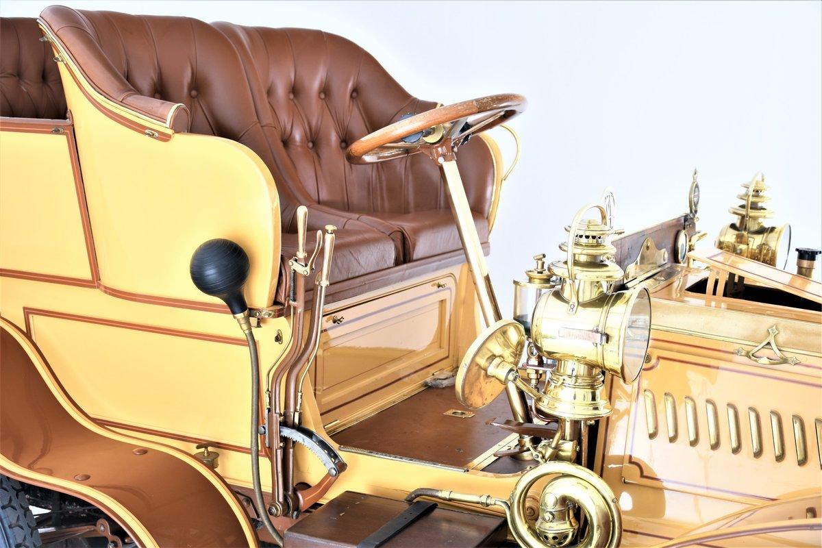 c.1902 Panhard & Levassor 16/20hp Rear Entrance Tonneau For Sale (picture 7 of 20)