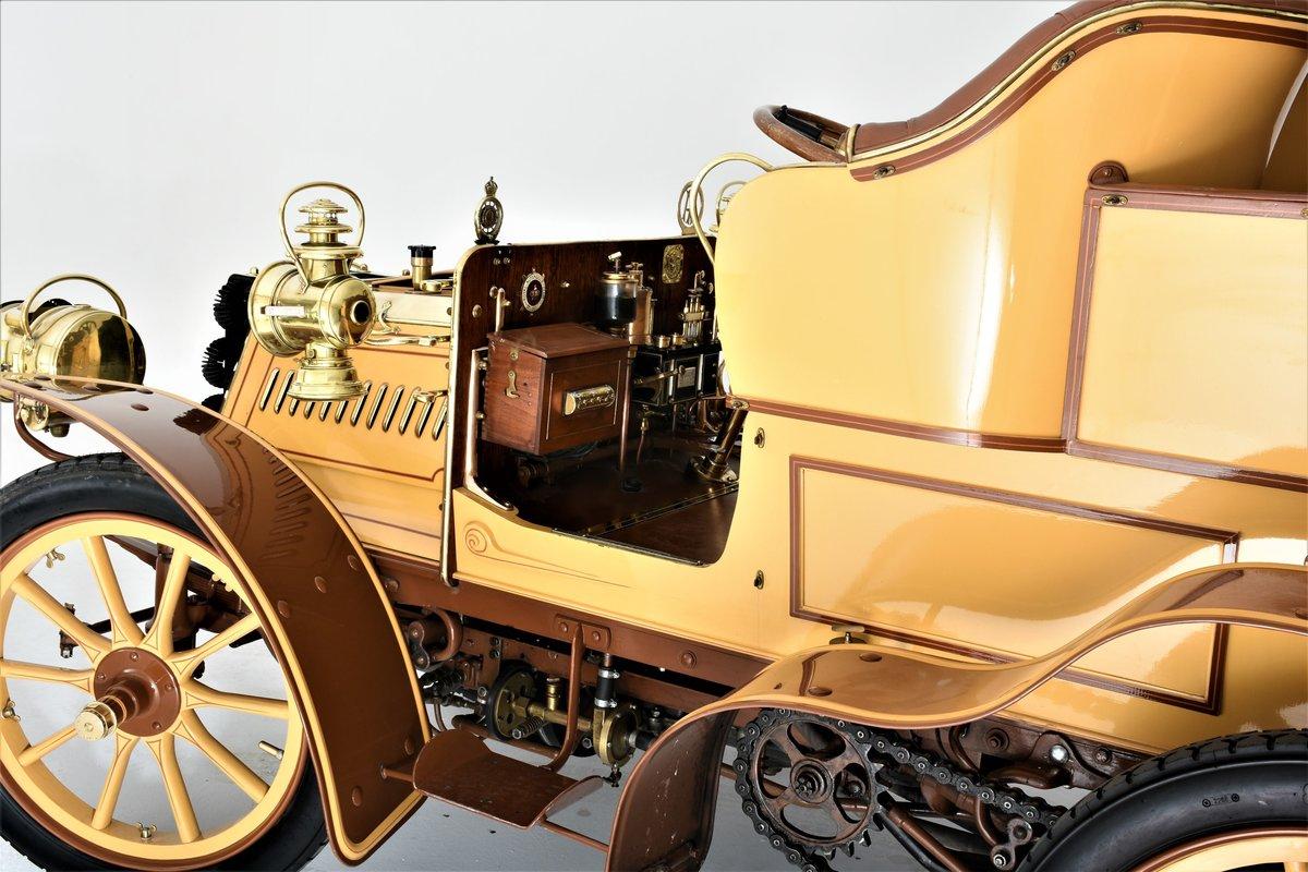 c.1902 Panhard & Levassor 16/20hp Rear Entrance Tonneau For Sale (picture 10 of 20)