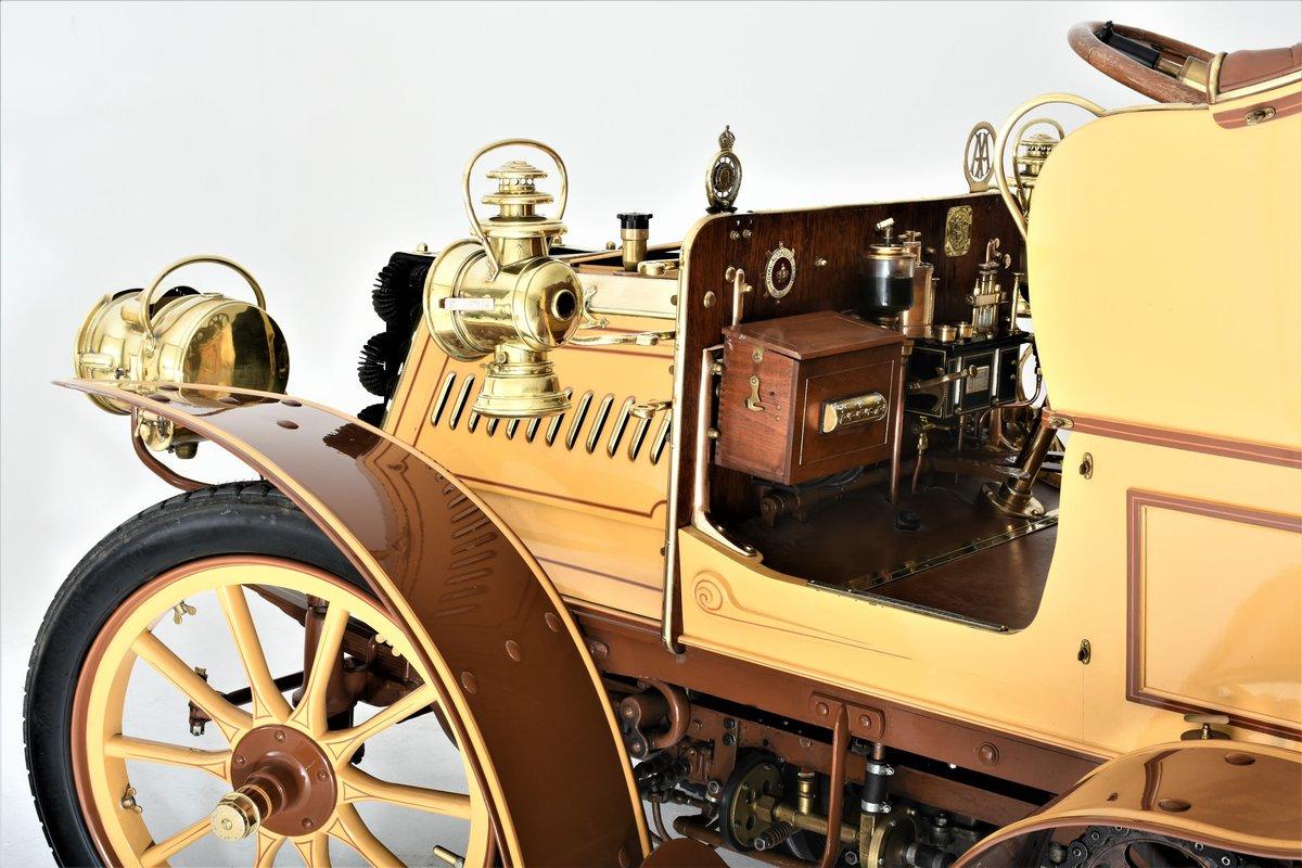c.1902 Panhard & Levassor 16/20hp Rear Entrance Tonneau For Sale (picture 11 of 20)
