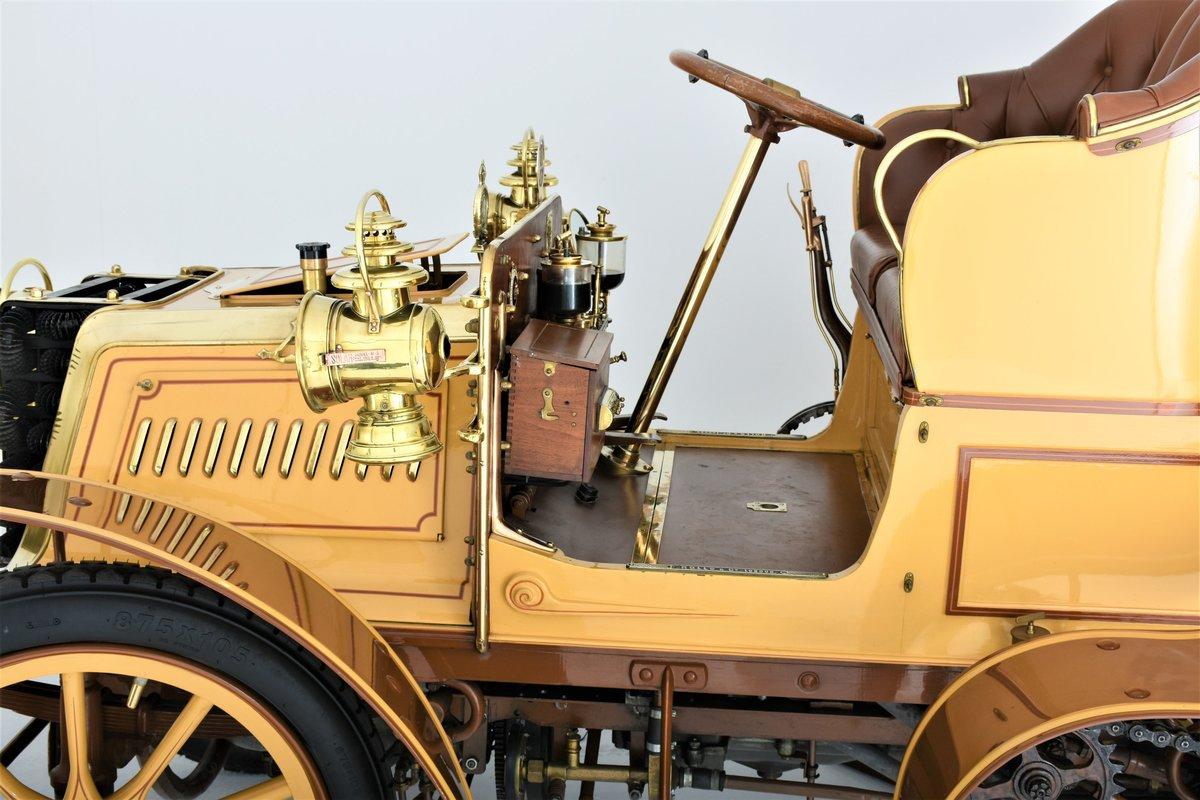 c.1902 Panhard & Levassor 16/20hp Rear Entrance Tonneau For Sale (picture 12 of 20)