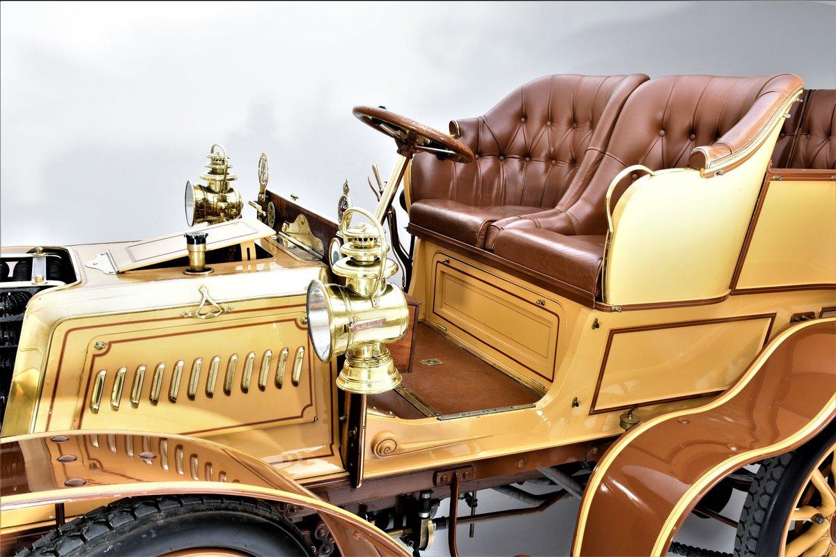 c.1902 Panhard & Levassor 16/20hp Rear Entrance Tonneau For Sale (picture 17 of 20)