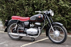 1965 Pannonia T5 250cc Twin Port 2 Stroke Restored !!