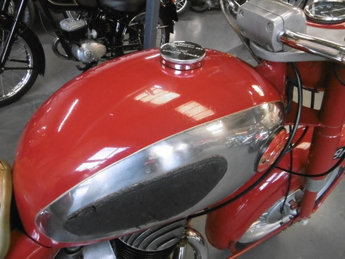 1959 Panther Model 50 GS . 350cc Original bike  SOLD (picture 3 of 6)