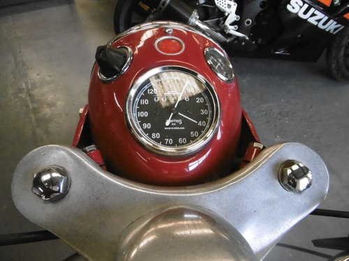 1959 Panther Model 50 GS . 350cc Original bike  SOLD (picture 4 of 6)