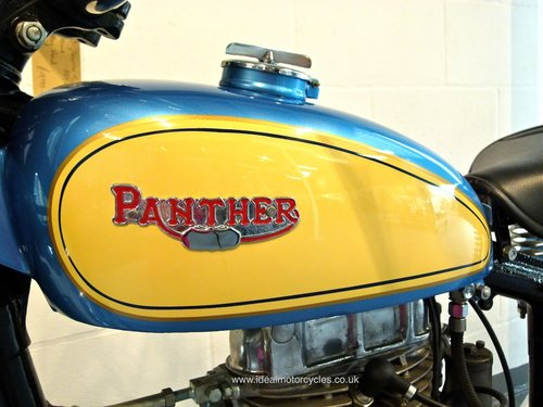 1953 Panther Mk3 For Sale (picture 4 of 6)