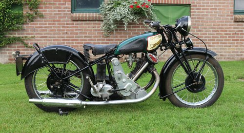 1934 Panther 500cc ohv  Model 90  For Sale (picture 1 of 6)