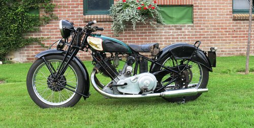 1934 Panther 500cc ohv  Model 90  For Sale (picture 2 of 6)