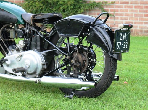 1934 Panther 500cc ohv  Model 90  For Sale (picture 4 of 6)