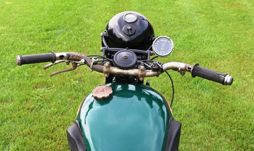 1934 Panther 500cc ohv  Model 90  For Sale (picture 5 of 6)