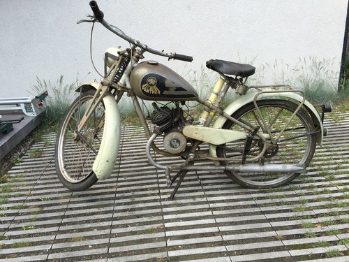 1939 Barn find: unrestored Panther SOLD (picture 1 of 6)