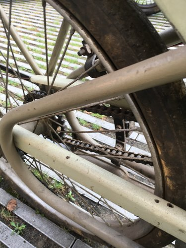 1939 Barn find: unrestored Panther SOLD (picture 5 of 6)