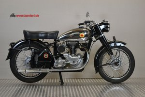 1953 Panther Svalan 75 L, 348 cc, 16800 km For Sale