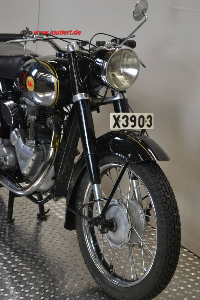 1953 Panther Svalan 75 L, 348 cc, 16800 km For Sale (picture 3 of 6)