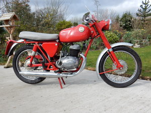 PANTHER Model 35 250cc TWIN 1966 VILLIERS 2T V5 & two green  For Sale