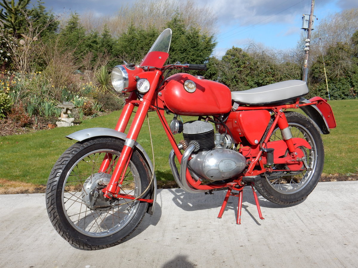 PANTHER Model 35 250cc TWIN 1966 VILLIERS 2T V5 & two green  For Sale (picture 2 of 2)