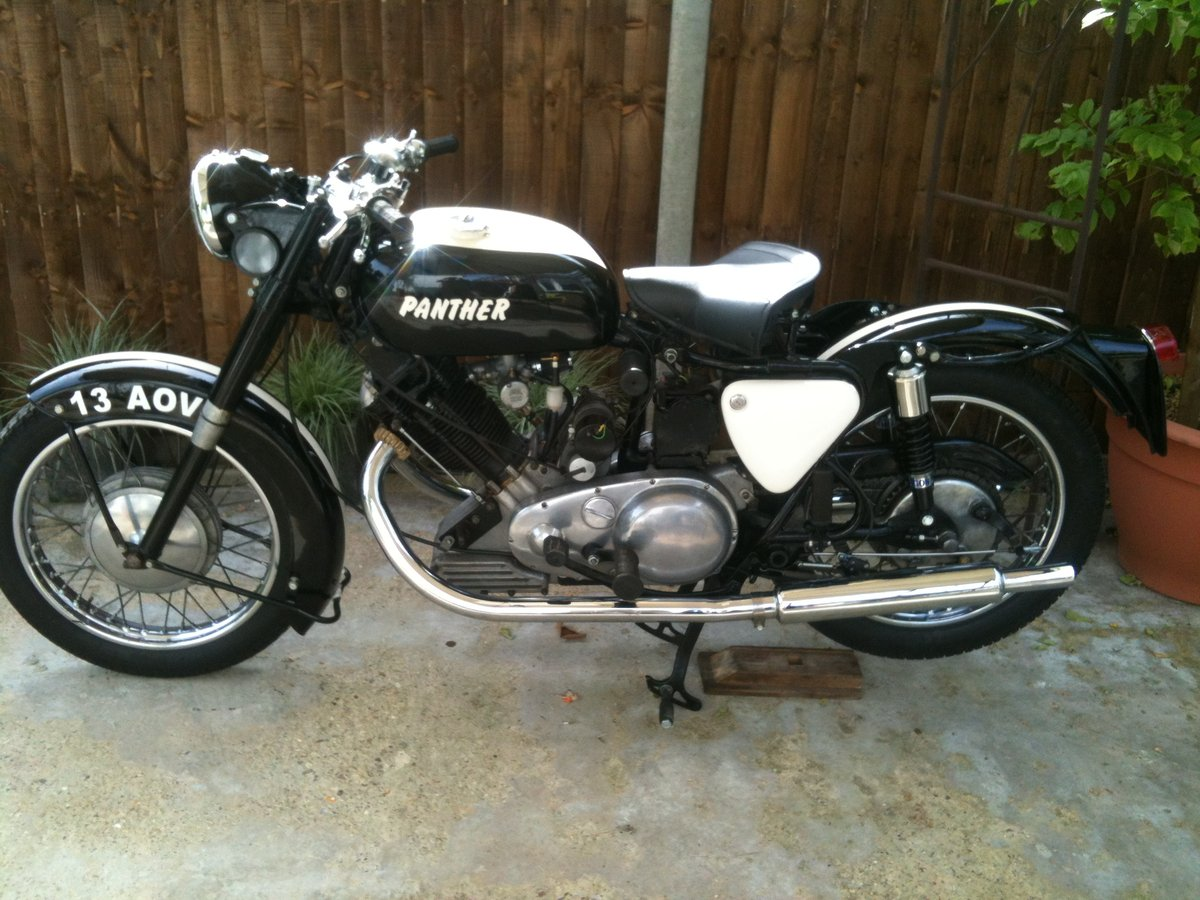 1960 Panther 120m For Sale (picture 1 of 4)