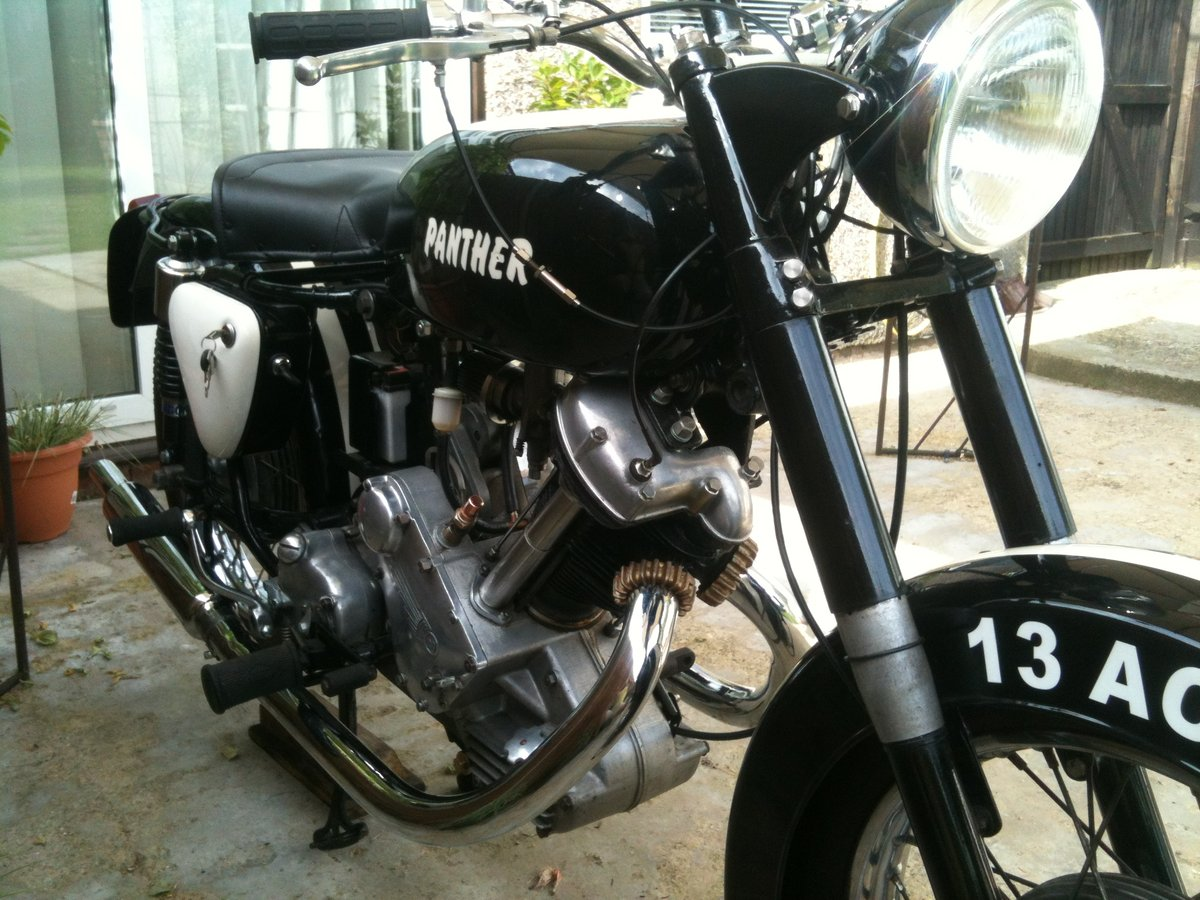 1960 Panther 120m For Sale (picture 2 of 4)