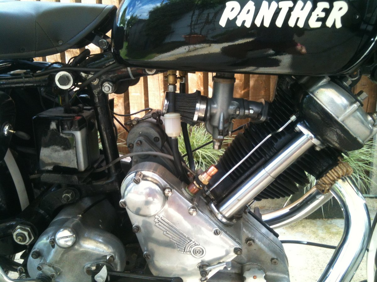 1960 Panther 120m For Sale (picture 3 of 4)