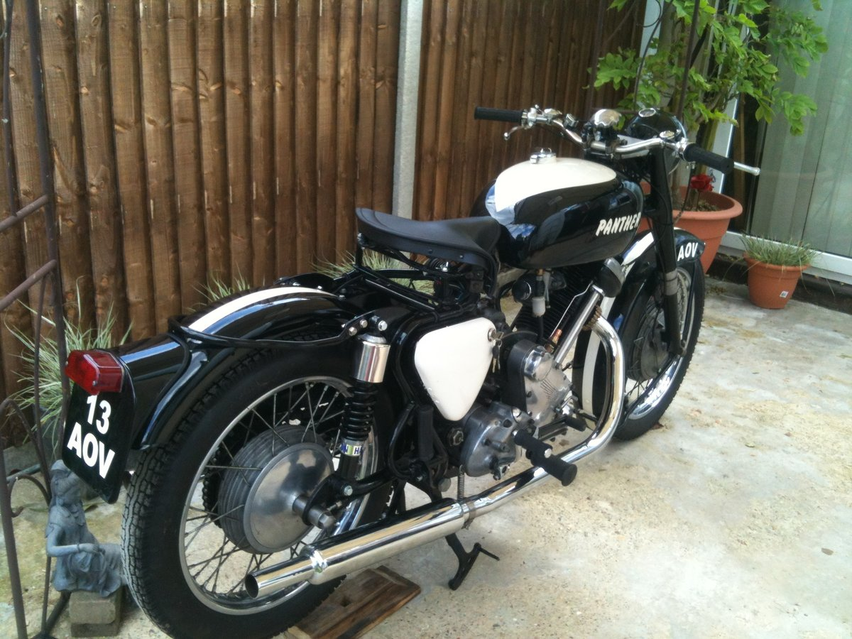 1960 Panther 120m For Sale (picture 4 of 4)