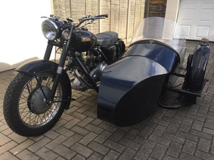 1959 P & M Panther M100 Deluxe Combination For Sale