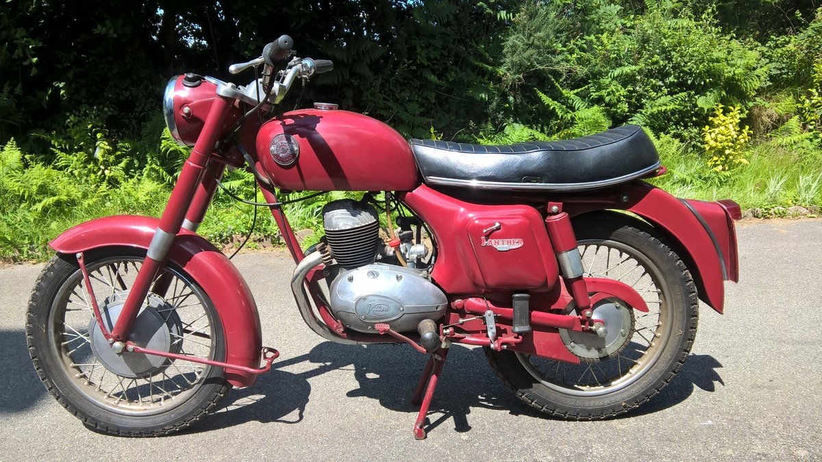 1959 Panther Model 50 For Sale (picture 5 of 5)