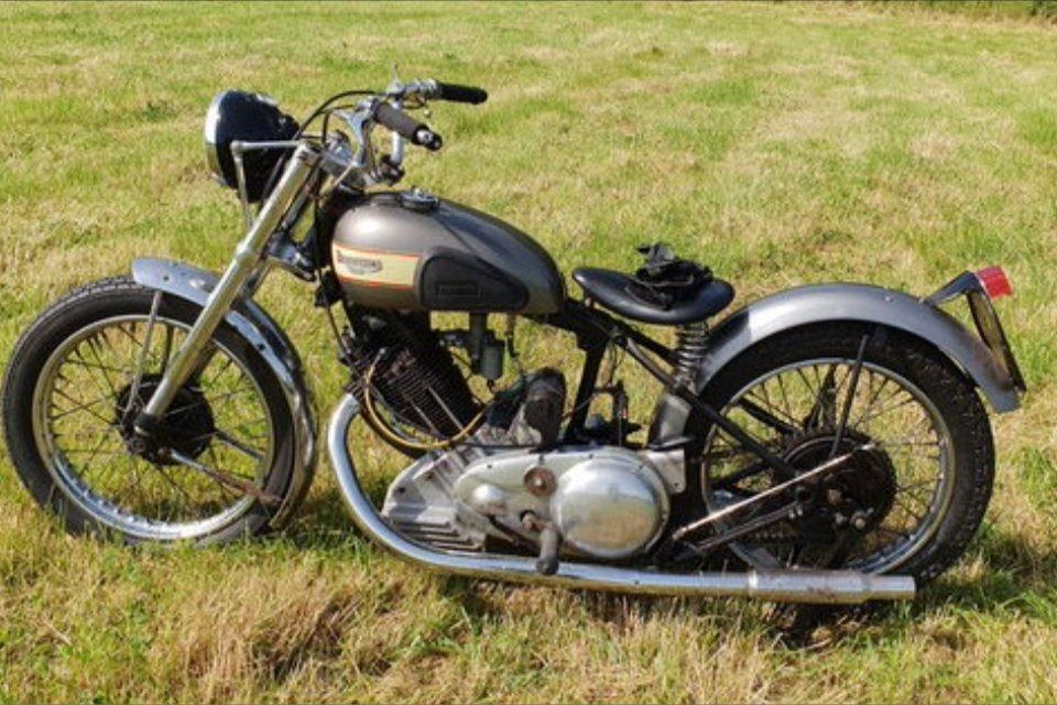 panther m100 600cc 1951 For Sale (picture 1 of 2)