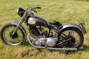panther m100 600cc 1951 For Sale