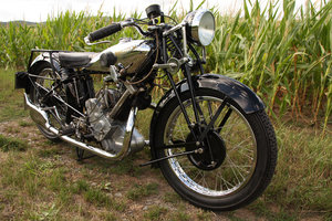 1932 Panther Model 50 For Sale
