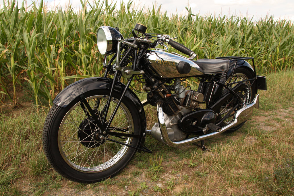 1932 Panther Model 50 SOLD (picture 2 of 6)