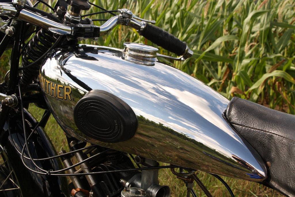 1932 Panther Model 50 SOLD (picture 5 of 6)