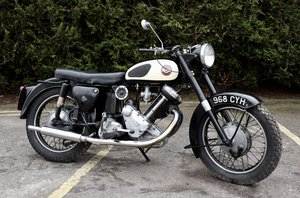 Panther M120 1961 650cc Twin Port  For Sale