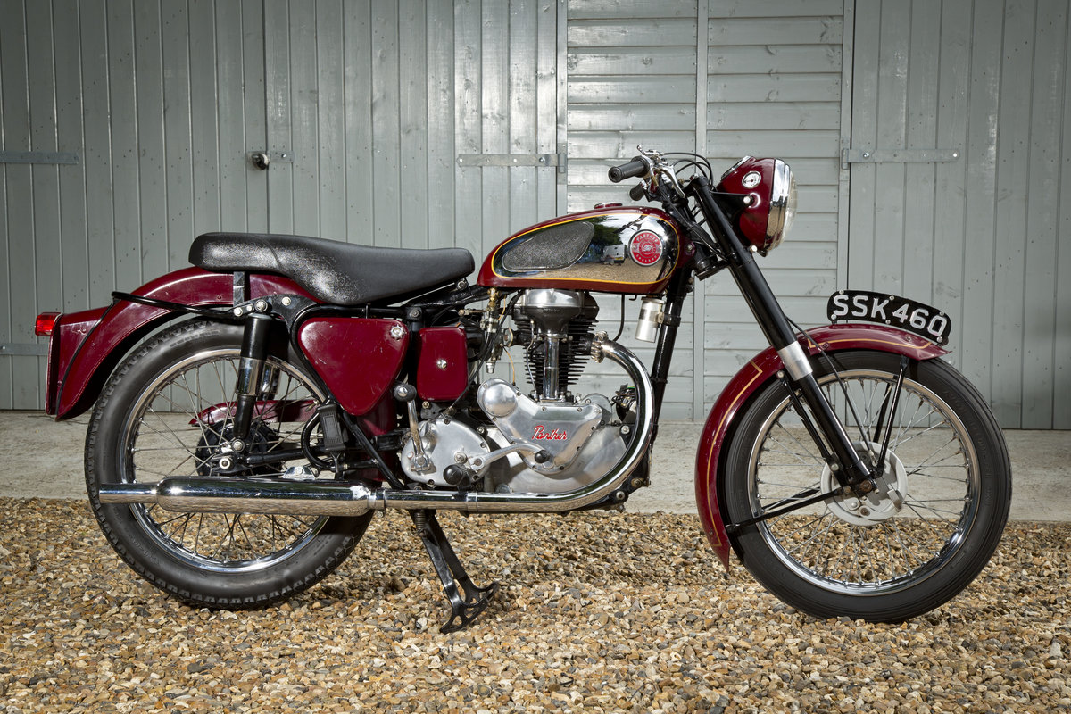 1957 Panther 65 looking lovely and running perfect SOLD (picture 3 of 6)