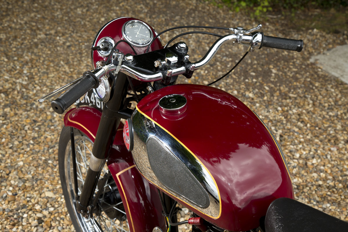 1957 Panther 65 looking lovely and running perfect SOLD (picture 5 of 6)