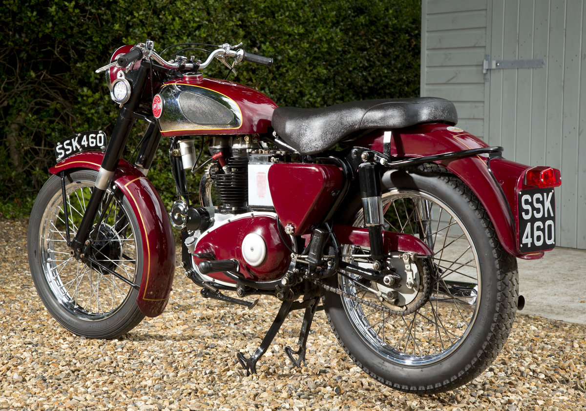 1957 Panther 65 looking lovely and running perfect SOLD (picture 6 of 6)