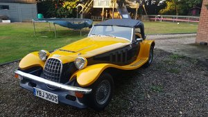 1978 Panther lima yellow/black