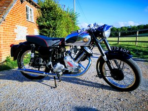 Picture of 1961 Panther M100 600cc