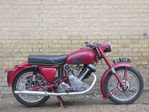 Picture of 1960 Panther Model 100 Standard 600cc SOLD