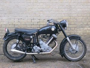 Picture of 1961 Panther Model 120 650cc For Sale