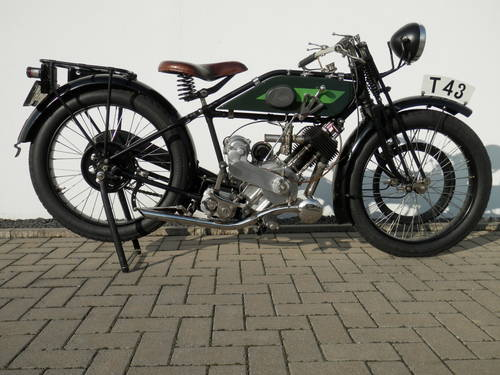 1923 Phelon & Moore 555cc Sport (1 of 4 left in the world) For Sale (picture 1 of 6)